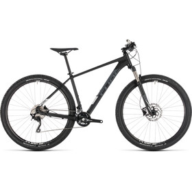 Cube Attention SL MTB Hardtail sort